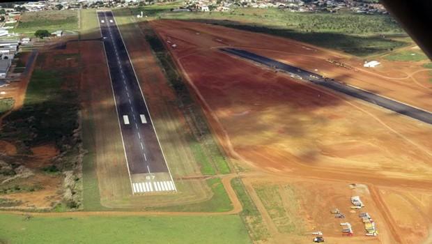 Justiça suspende obras do aeroporto de cargas de Anápolis