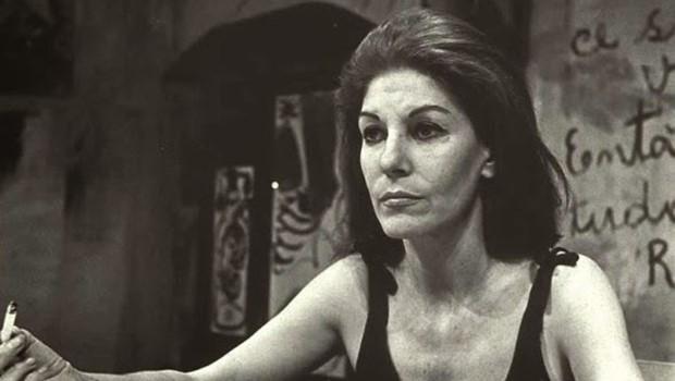 A grande atriz Cacilda Becker