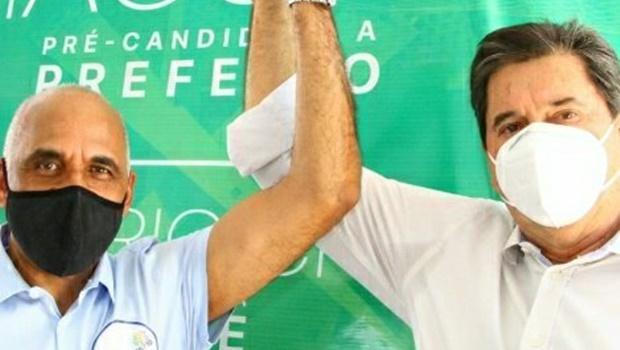 Duas ações na Justiça Eleitoral questionam elegibilidade de Maguito e pedem novas eleições