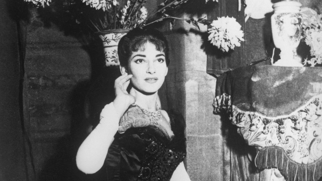 """Maria Callas brilha ao cantar """"O Mio Bambino Caro"""", de Puccini"""