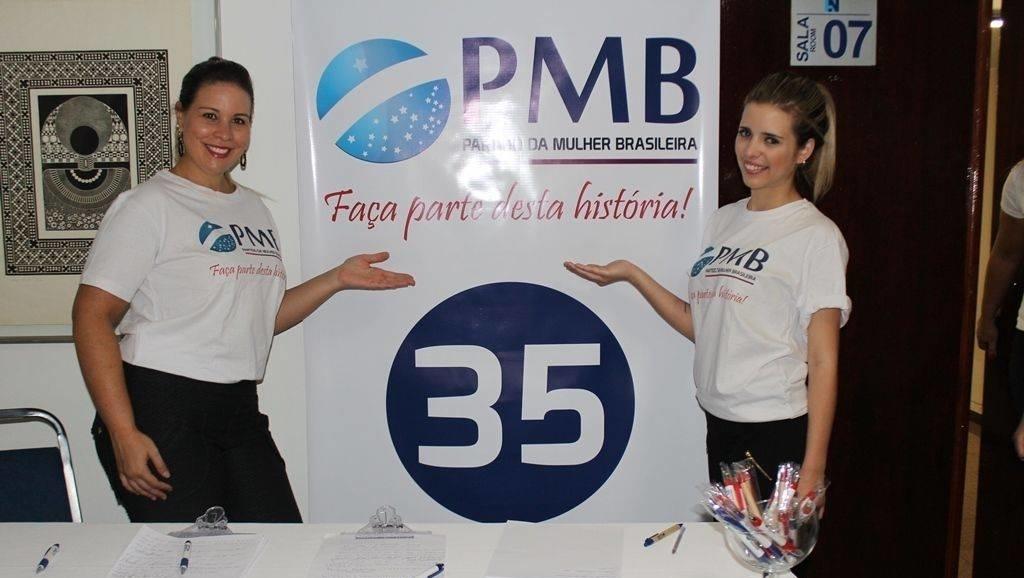 Partido da Mulher Brasileira tem mais candidatos homens a vereador em Goiânia