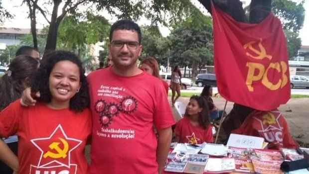 Antônio Neto (PCB) troca de vice no último dia permitido pelo TSE