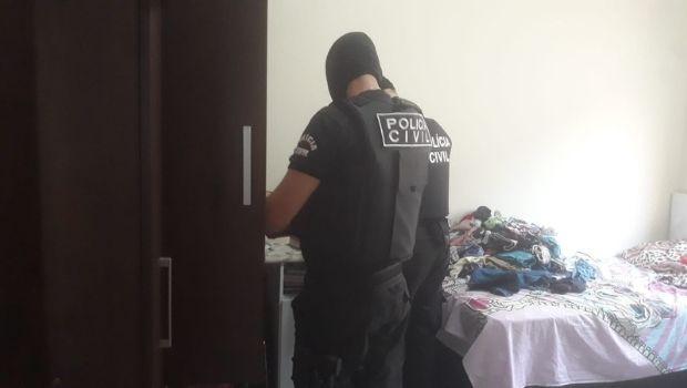 Operação da PCGO desarticula organização de tráfico de drogas da região Norte de Goiânia