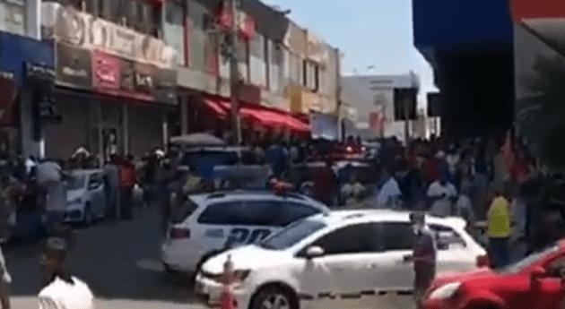 Polícia monta força-tarefa para investigar homicídio de lojista na 44
