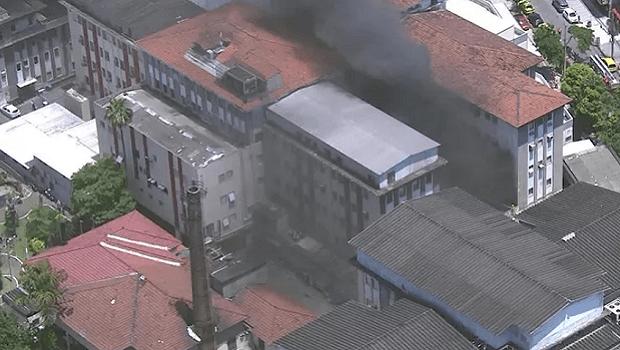 Incêndio em hospital do Rio de Janeiro causa morte de três pacientes