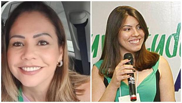 Márcia Caldas e Carol Araújo devem se consolidar como chapa de oposição em Aparecida