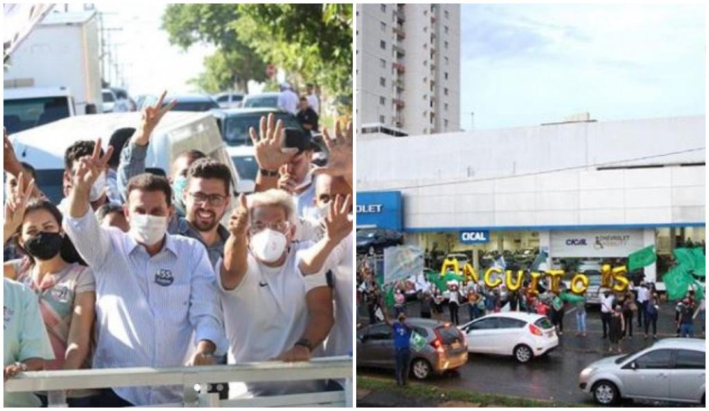 Estratégias de campanha para o segundo turno devem se repetir em Goiânia