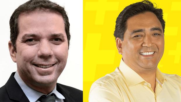 Ex-candidatos à prefeitura de Goiânia declaram seus apoios para o 2º turno em sessão na Assembleia