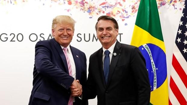 Estados Unidos ficaram livres de Trump. Será que o Brasil vai se livrar de Bolsonaro?