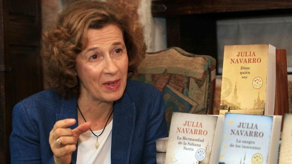 Romance de Julia Navarro sobre o Oriente Médio não deixa ninguém indiferente