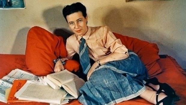 """Les Inséparables"", o novo romance de Simone de Beauvoir"