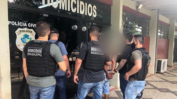 Operação da PCGO prende 77 homicidas vinculados a facções, em Goiânia