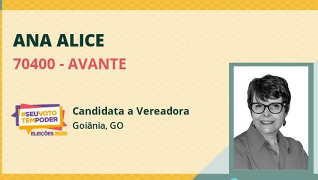 Justiça Eleitoral de Goiás multa candidata a vereadora em Goiânia