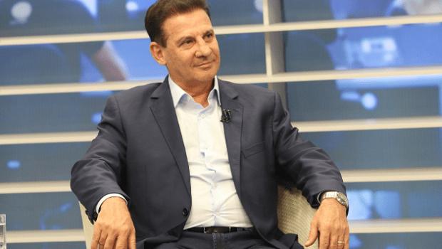 """""""Temos o dever de apresentar quem é o nosso opositor"""", diz Vanderlan Cardoso"""