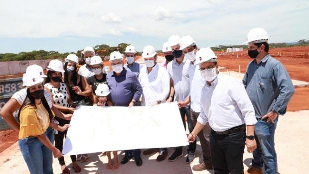 Jânio Darrot lança residencial Vida Nova Goiás que terá 304 casas em Trindade
