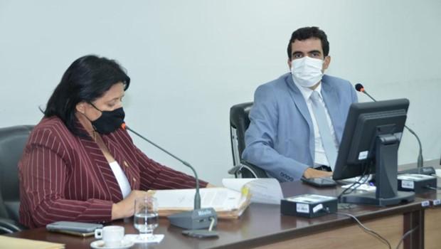 CCJ da Assembleia Legislativa encaminha MP-19 para a Comissão de Finanças