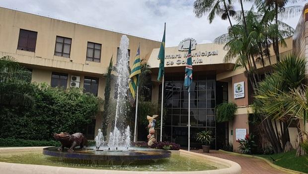 Câmara de Goiânia tem suas atividades suspensas por mais 7 dias
