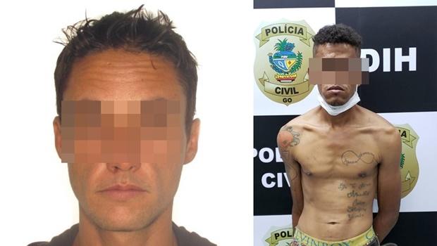 Polícia Civil prende dois suspeitos de homicídio em Goiânia