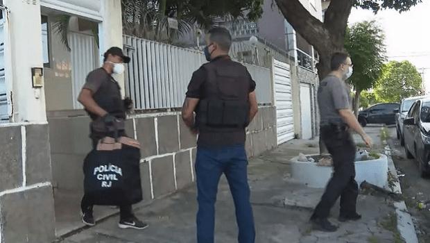 Operação mira suspeitos de extorquirem políticos com ameaça de divulgação de notícias falsas na internet