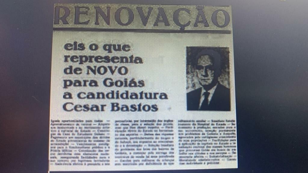 Surpreendente adesão de César da Cunha Bastos ao PT
