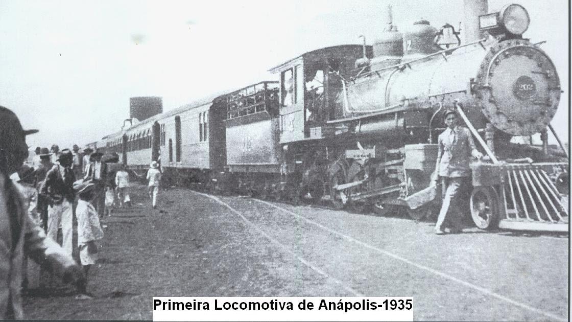 A estrada de ferro que desenvolveu Goiás e a falta de trens de alta velocidade
