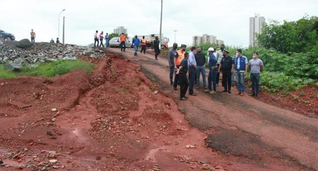 Instituto Nacional de Meteorologia alerta para risco de temporal em Goiás neste domingo, 10