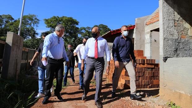Prefeitura de Goiânia anuncia retomada de obras de CMEIs paralisadas