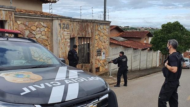 Polícia desarticula associação criminosa que simulava compra e venda de gados para não pagar imposto
