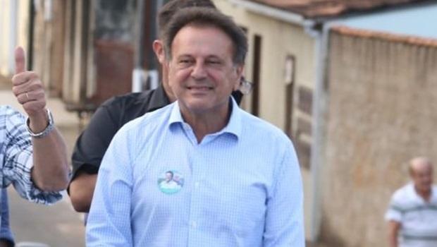Em decorrência de complicações da Covid-19, prefeito de Catalão é intubado em São Paulo