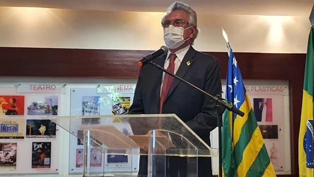 Ministro da Saúde solicitou nova ajuda de Goiás para  Manaus, diz Caiado