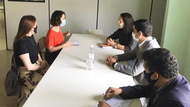 Governo de Goiás envia equipe da Secretaria de Cultura a Jataí para discutir projetos