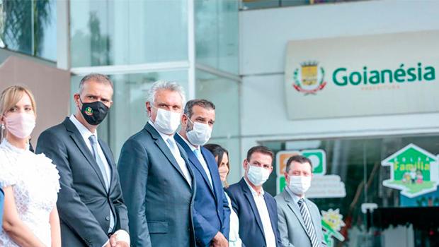 Policlínica de Goianésia será inaugurada na primeira quinzena de janeiro
