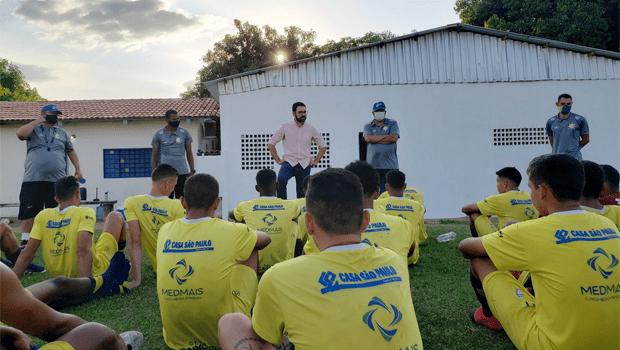 Presidente do Palmas e outras cinco pessoas morrem após queda de avião no Tocantins