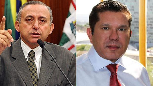Anselmo Pereira desiste de liderança na Câmara e aponta Sandes Junior como favorito