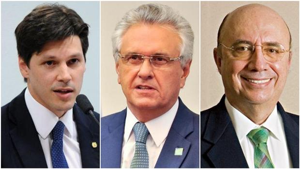 Dream team do governismo inclui Caiado, Daniel Vilela e Henrique Meirelles