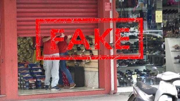 Fake news: é falso que haverá lockdown em Goiás