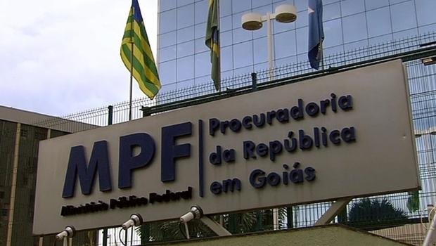 MPF pede abertura de investigação para apurar conduta de desembargadores do TJGO