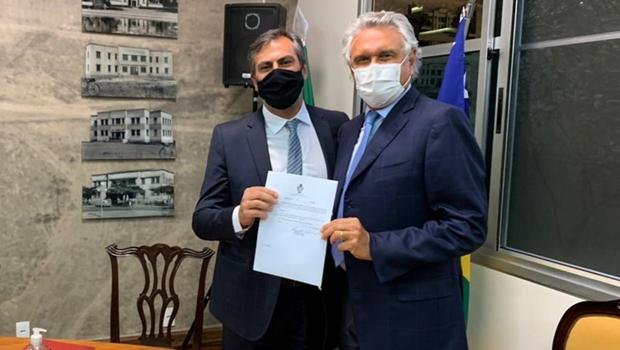 Aylton Vechi é reconduzido ao cargo de procurador-geral de Justiça de Goiás