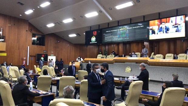 Em meio a turbulência no Paço, Câmara Municipal de Goiânia voltas às atividades na terça, 6