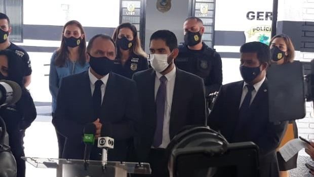Alexandre Lourenço é novo delegado-geral da Polícia Civil de Goiás