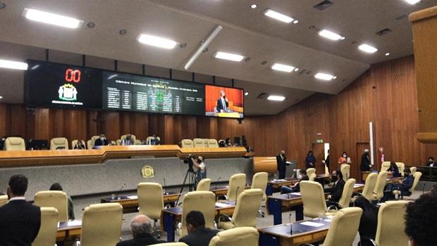 Câmara recebe matéria que trata sobre a retomada do pagamento do quinquênio aos servidores municipais