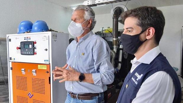 Previsto para ser entregue dia 08 de março, Hospital de Uruaçu terá 68 leitos de UTI exclusivos ao tratamento da Covid-19