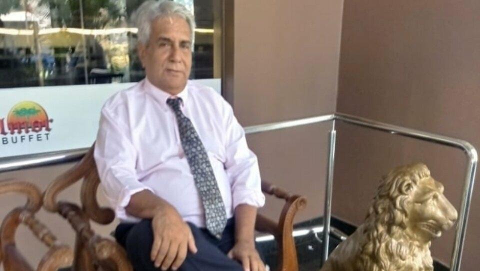 Morre o radialista e advogado Célio Rezende. De Covid-19
