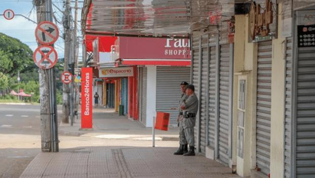 215 estabelecimentos foram autuados e fechados pela Central de Fiscalização da Covid-19, em Goiânia