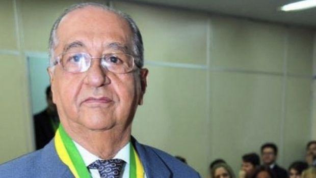 Morre ex-presidente do TJGO, Arivaldo Silva Chaves, de Covid-19