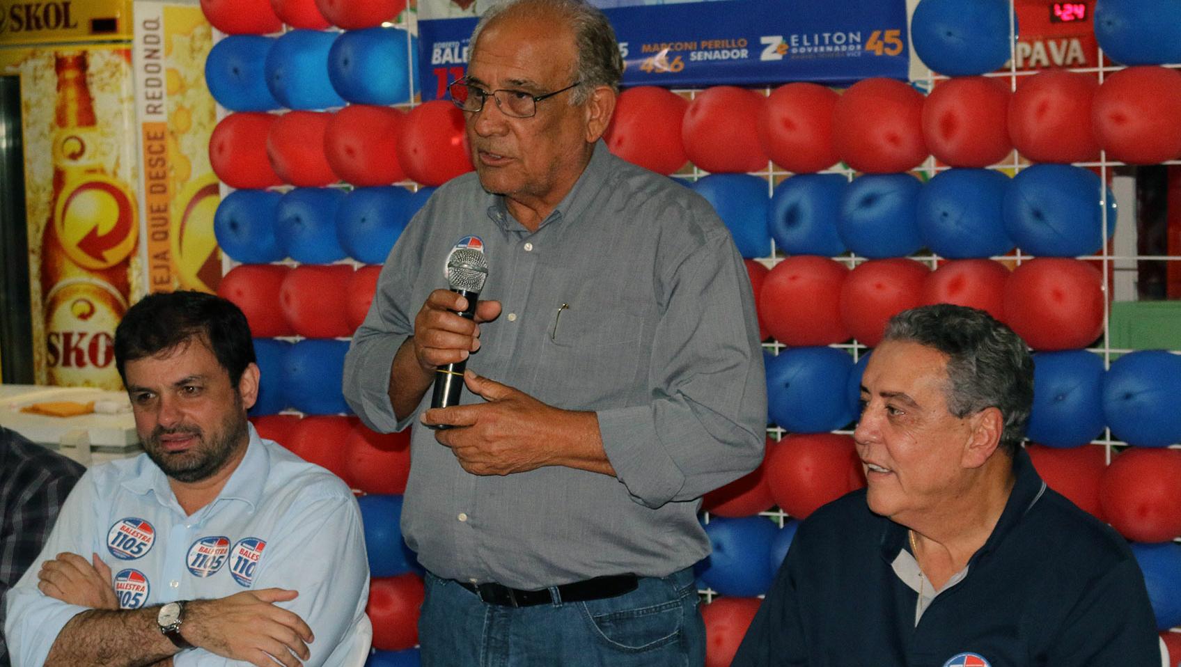 Tião Caroço deve bancar Issy Quinan para deputado estadual em 2022