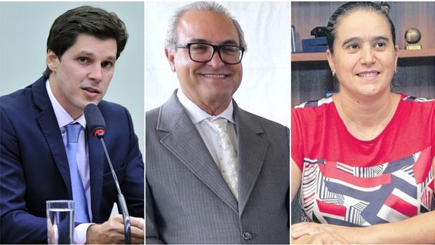 Partidos que fazem oposição a Caiado já trabalham por formação de chapas para 2022
