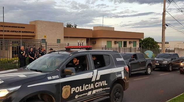 Filho de ex-prefeito de Quirinópolis e outros quatro são denunciados por fraude em licitações