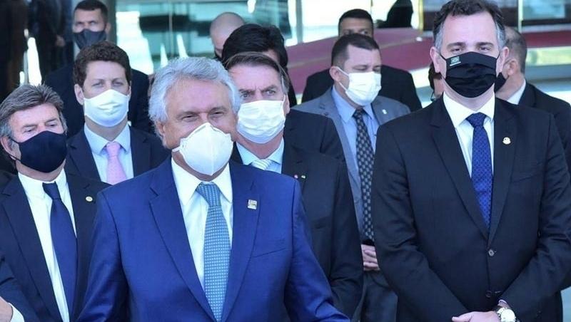 Encontro de Bolsonaro com governadores prova que a responsabilidade e a sensatez venceram