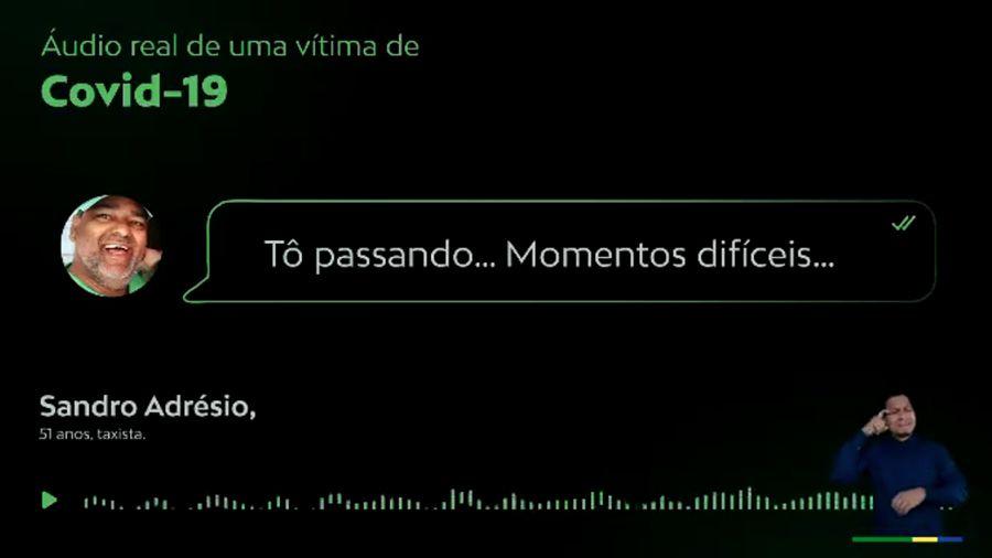 Realista, publicidade do governo de Goiás sobre a Covid é conversa de adultos para adultos